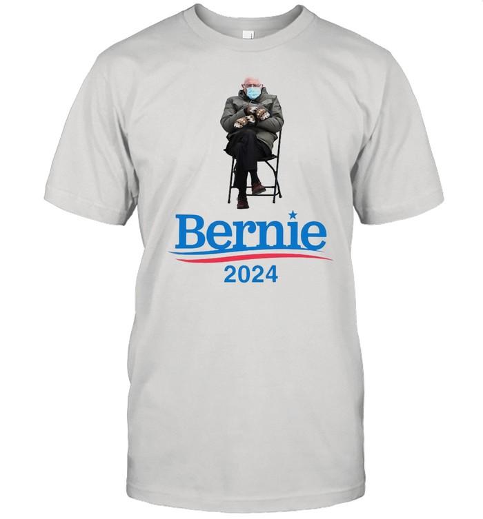 Bernie Sanders Bernie 2024 shirt