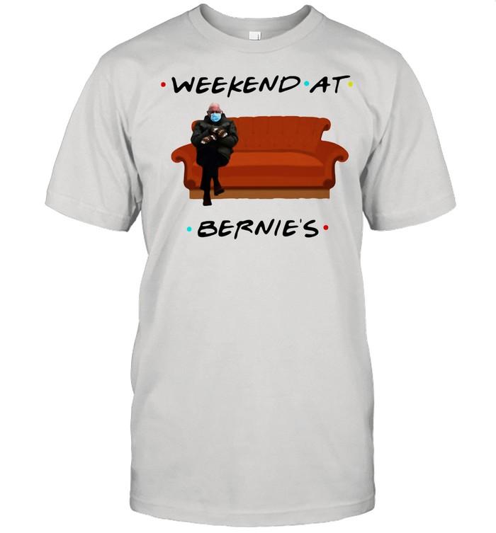 Weekend At Bernies Wear Mask Covid 19 shirt Classic Men's T-shirt