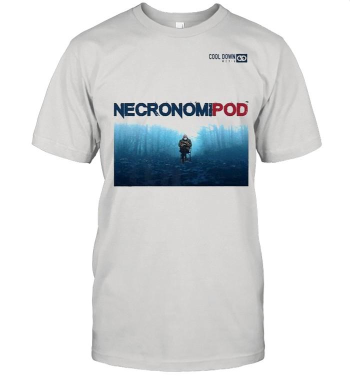 Necronom Ipod Bernie Sanders Mittens shirt