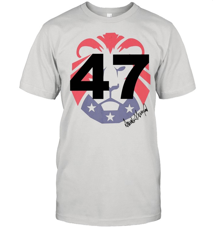 Patriot Party Trump 47 shirt Classic Men's T-shirt