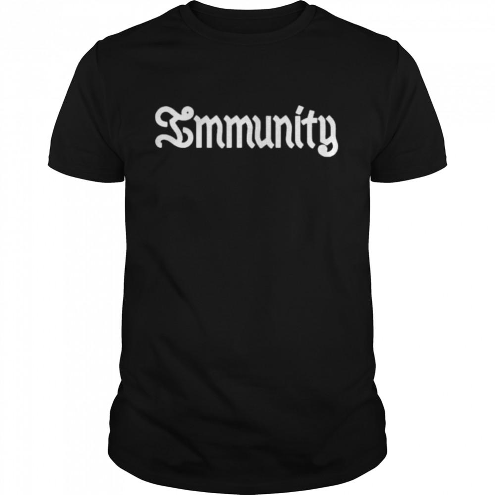 immunity clairo shirt Classic Men's T-shirt