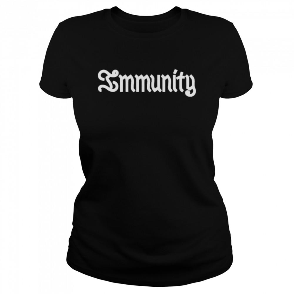 immunity clairo shirt Classic Women's T-shirt