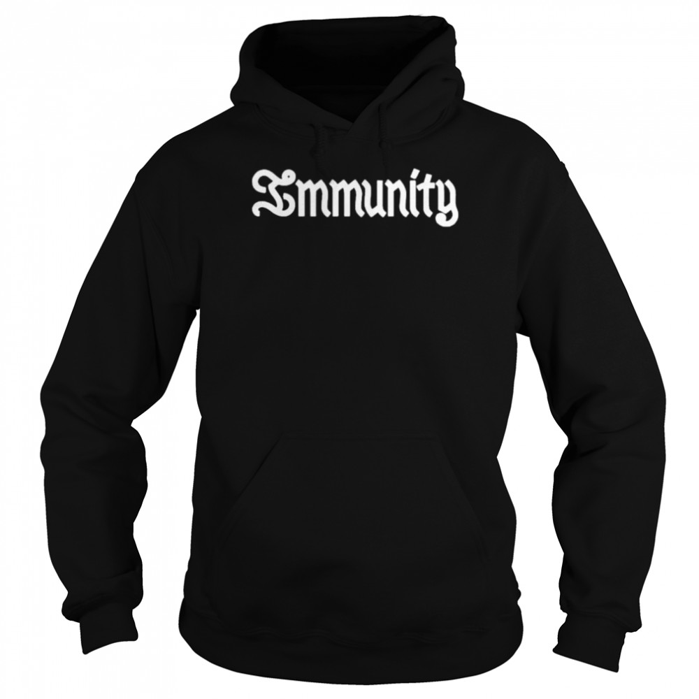 immunity clairo shirt Unisex Hoodie