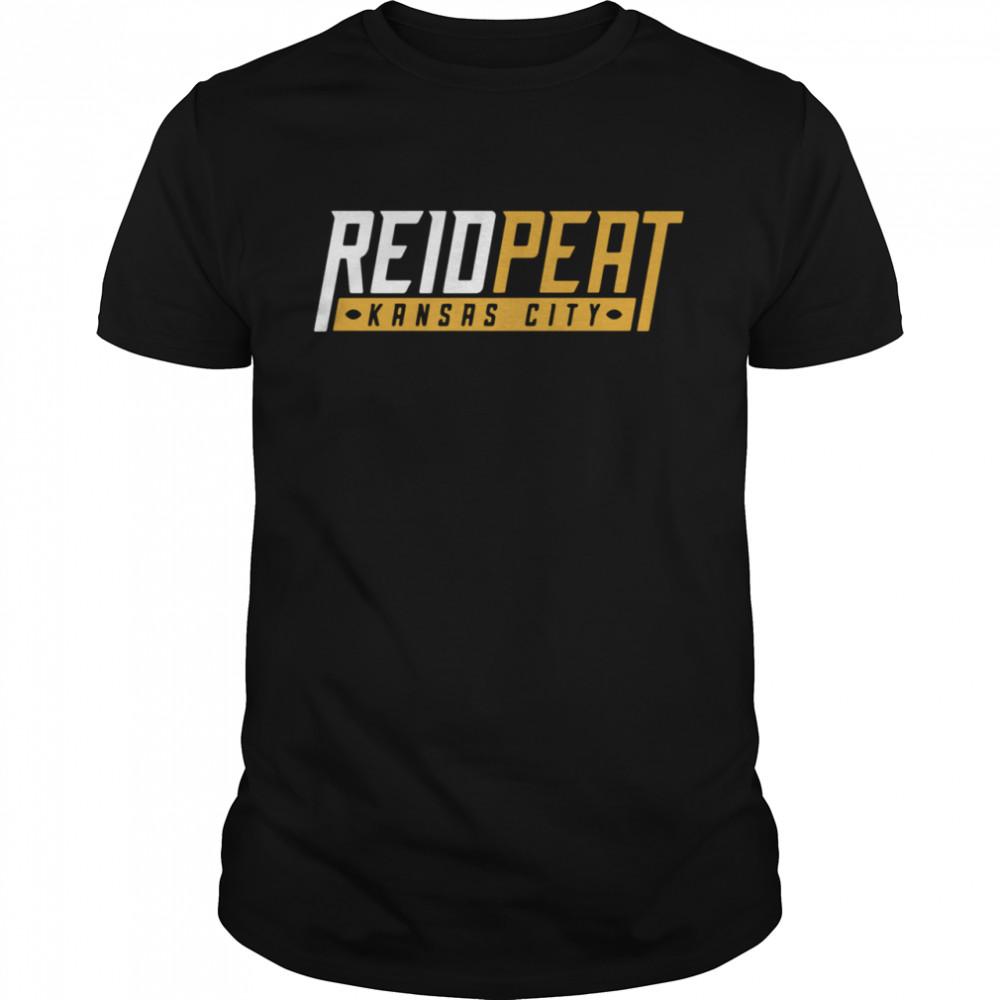 Reidpeat Kansas City shirt Classic Men's T-shirt