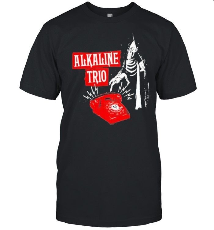 Alkaline trio call me shirt Classic Men's T-shirt