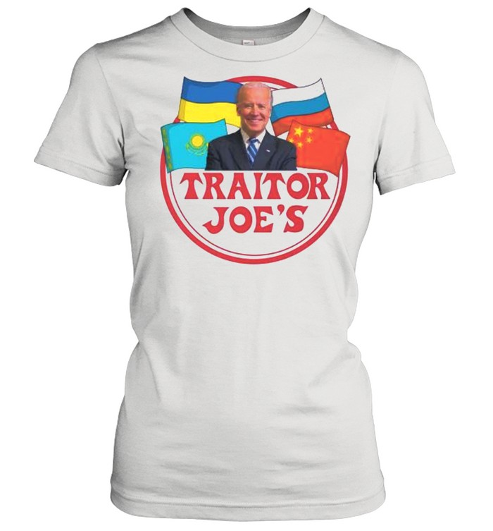 Joe Biden traitor Joes shirt Classic Women's T-shirt
