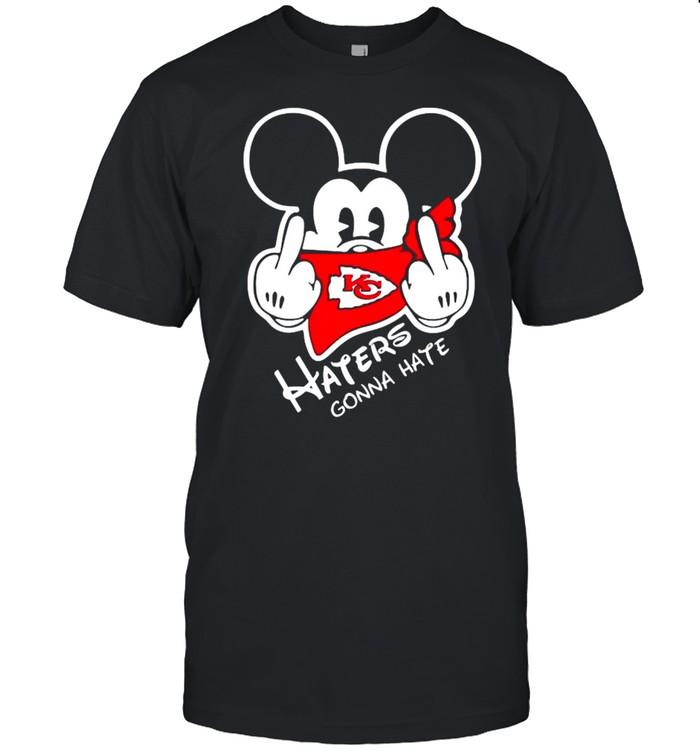 Kansas City Chiefs Haters Gonna Hate,Kansas City Chiefs shirt Classic Men's T-shirt
