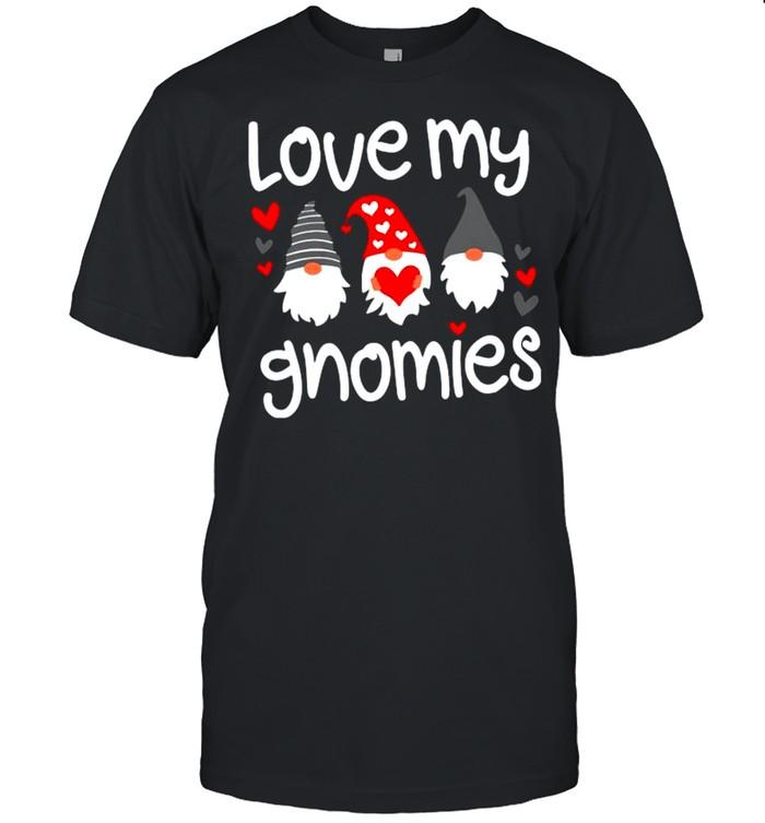 Love My Gnomies shirt Classic Men's T-shirt