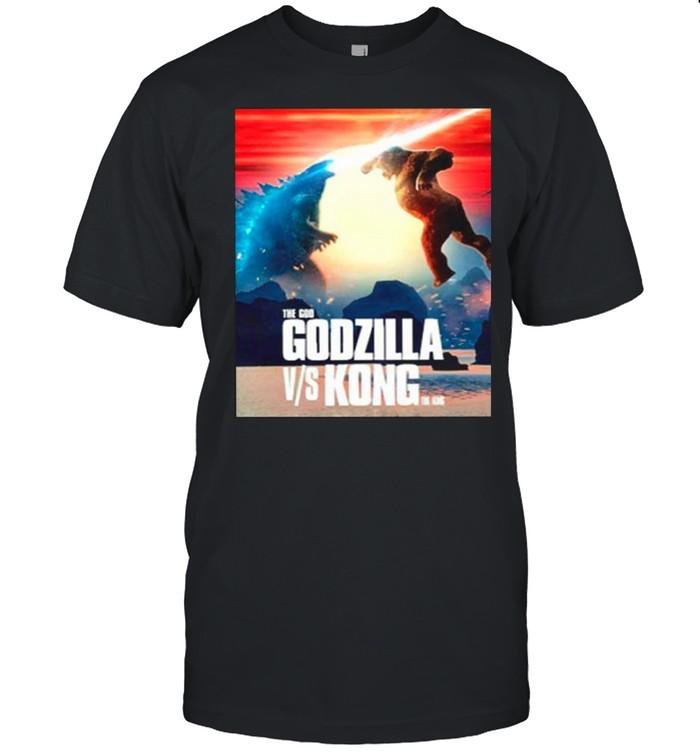 The Godzilla Vs Kong 2021 Movie shirt Classic Men's T-shirt