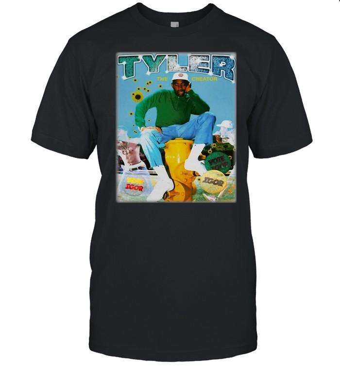 Tyler The Creator Bootleg Rap shirt Classic Men's T-shirt