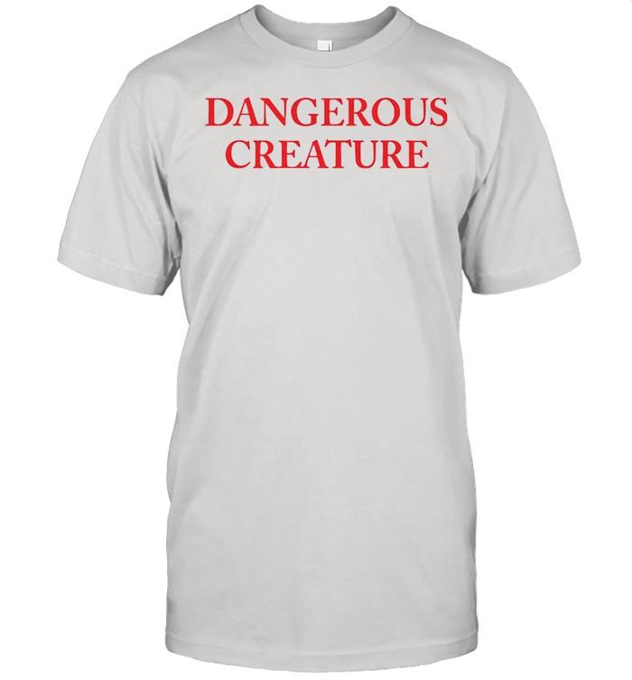 Kyrsten Sinema Dangerous Creature shirt Classic Men's T-shirt