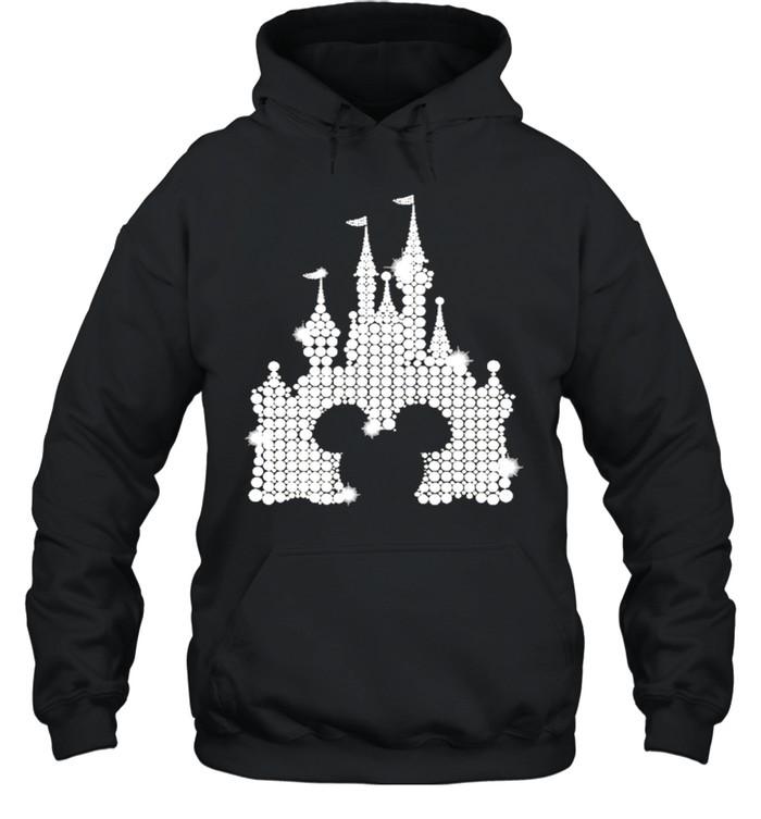 Mickey mouse Disney Diamond 2021 shirt Unisex Hoodie