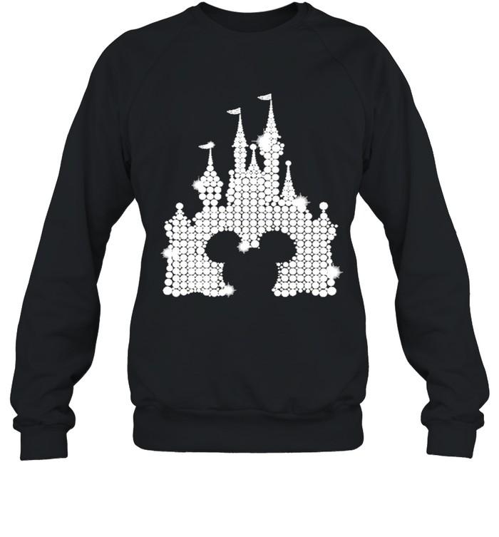 Mickey mouse Disney Diamond 2021 shirt Unisex Sweatshirt