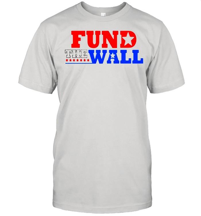 Fund the wall 2021 shirt Classic Men's T-shirt