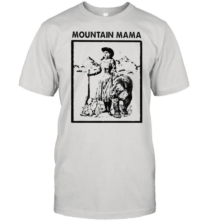 mountain mama shirt Classic Men's T-shirt