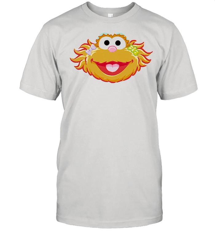 Street elmo cookie monster shirt Classic Men's T-shirt