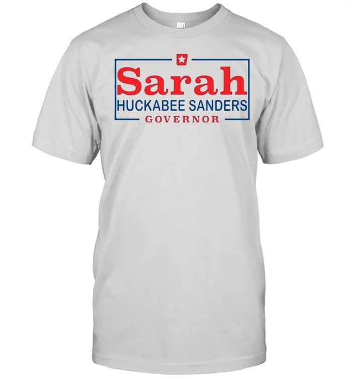 Sarah Huckabee Sander Governor Classic shirt Classic Men's T-shirt