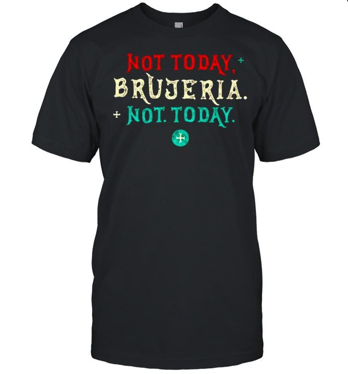 Not today brujeria not today shirt Classic Men's T-shirt