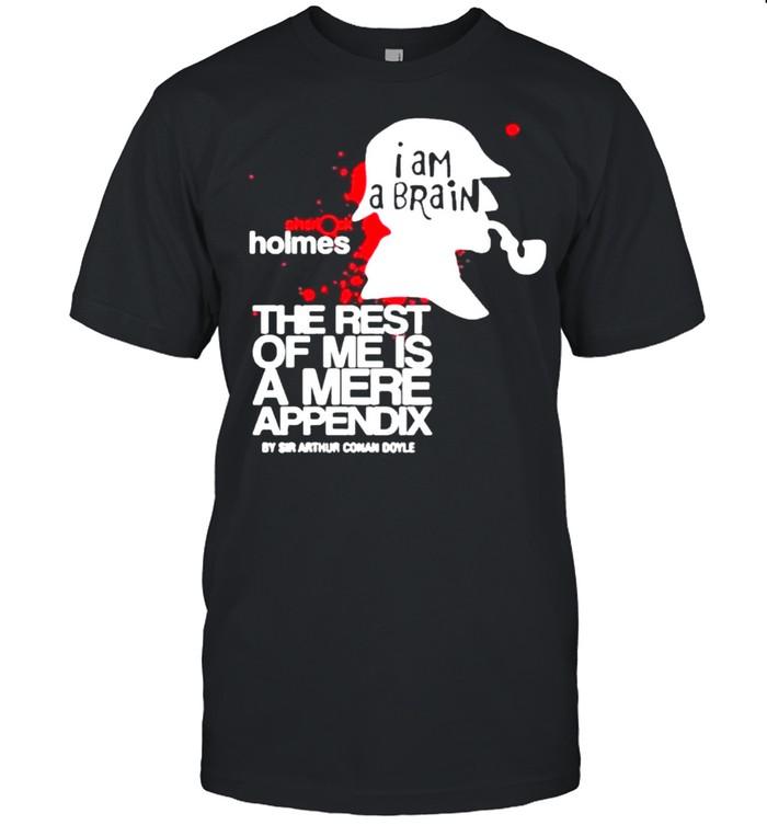 Sherlock holmes shirt Classic Men's T-shirt