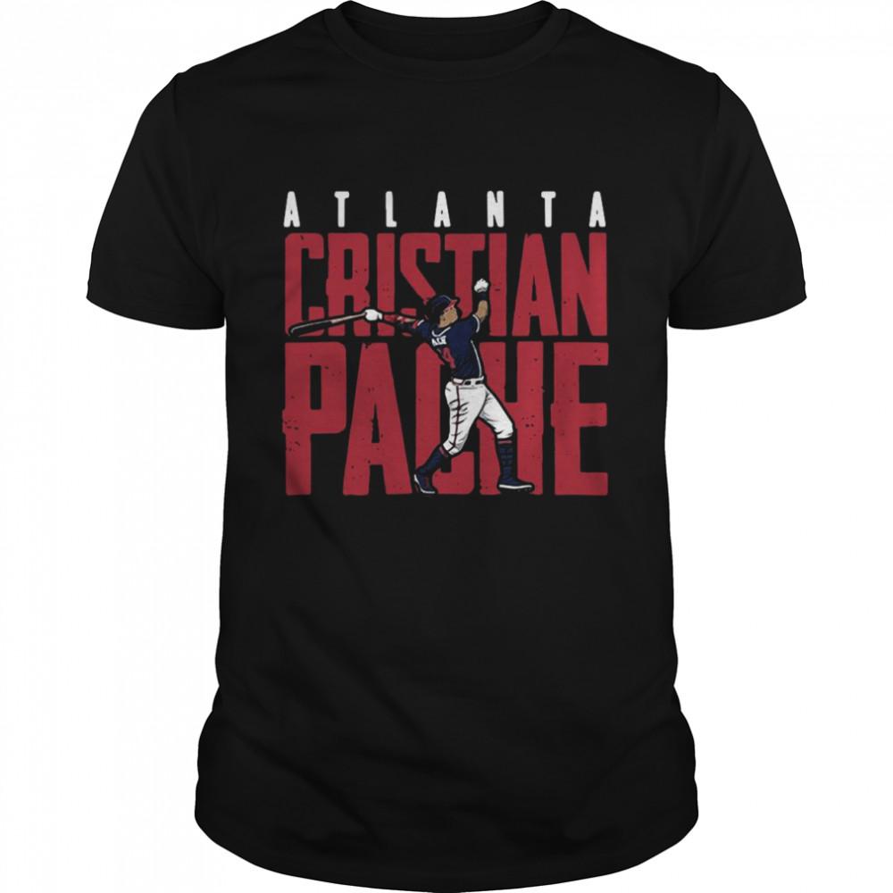 Atlanta cristian pache shirt