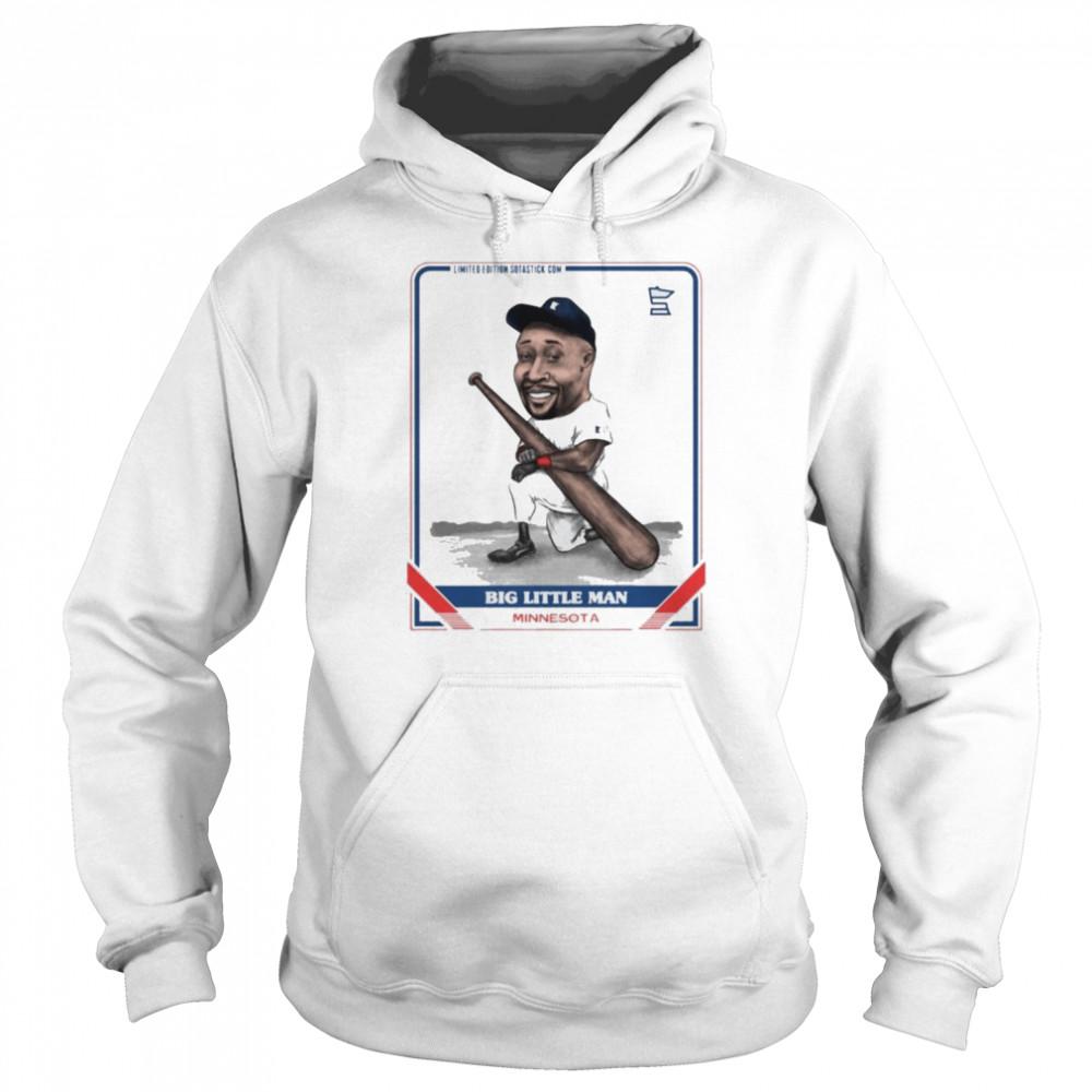 Big little man Minnesota shirt Unisex Hoodie