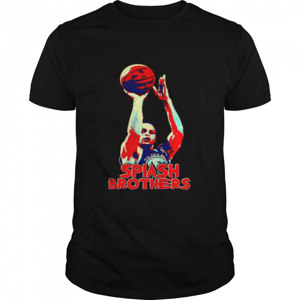 Curry splash brothers shirt Classic Men's T-shirt