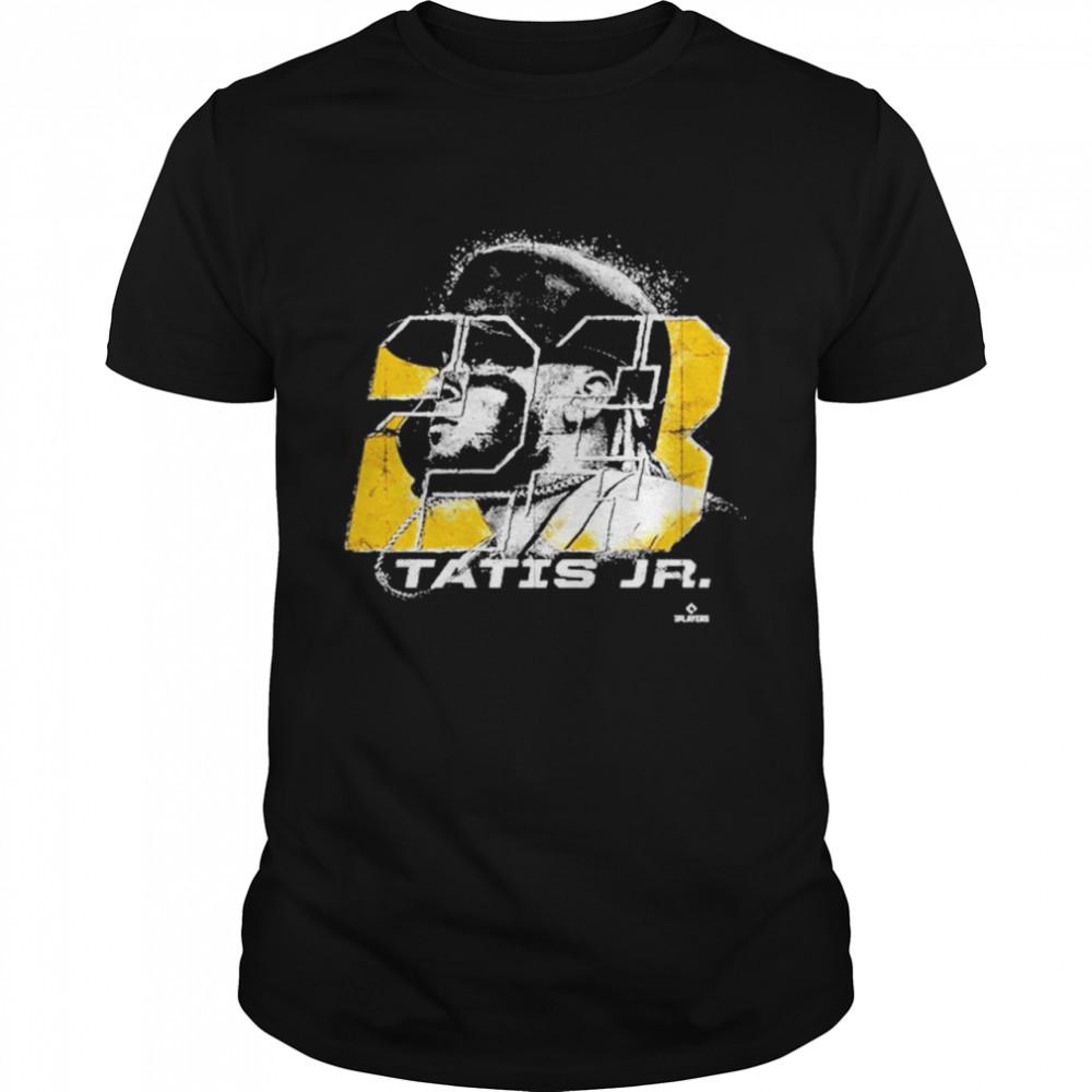 Fernando Tatis Jr. Silhouette shirt