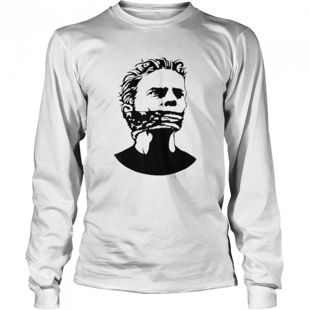 Freedom Of Speech And Expression shirt Long Sleeved T-shirt