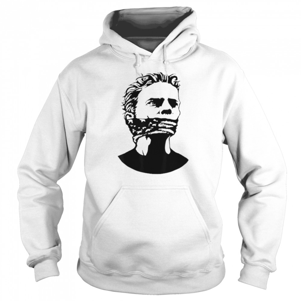 Freedom Of Speech And Expression shirt Unisex Hoodie