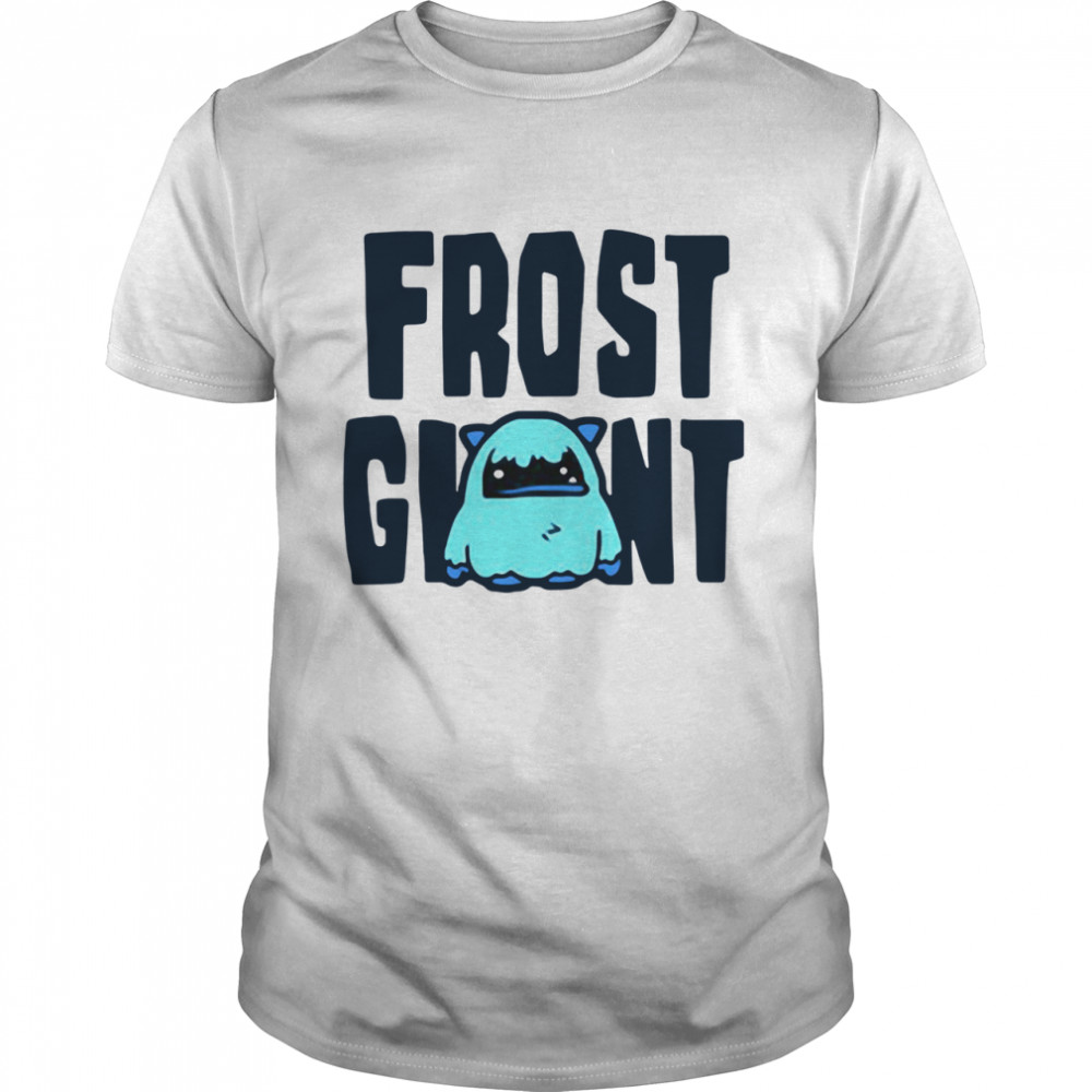Frost Giant studios shirt Classic Men's T-shirt