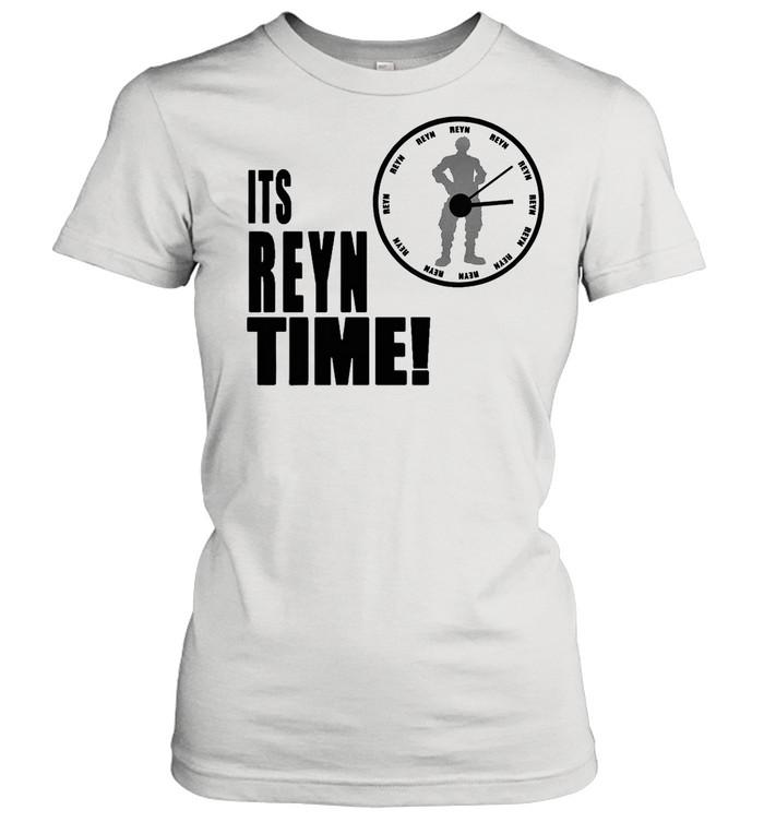 Its Reyn Time shirt Classic Women's T-shirt