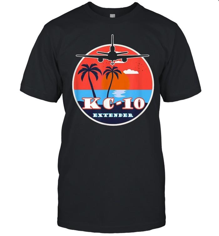 KC 10 extender vintage shirt