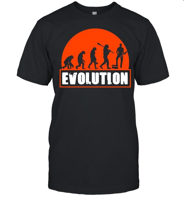 Plumber Evolution Vintage shirt Classic Men's T-shirt
