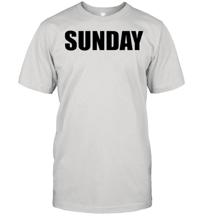 Sunday Red Golf shirt