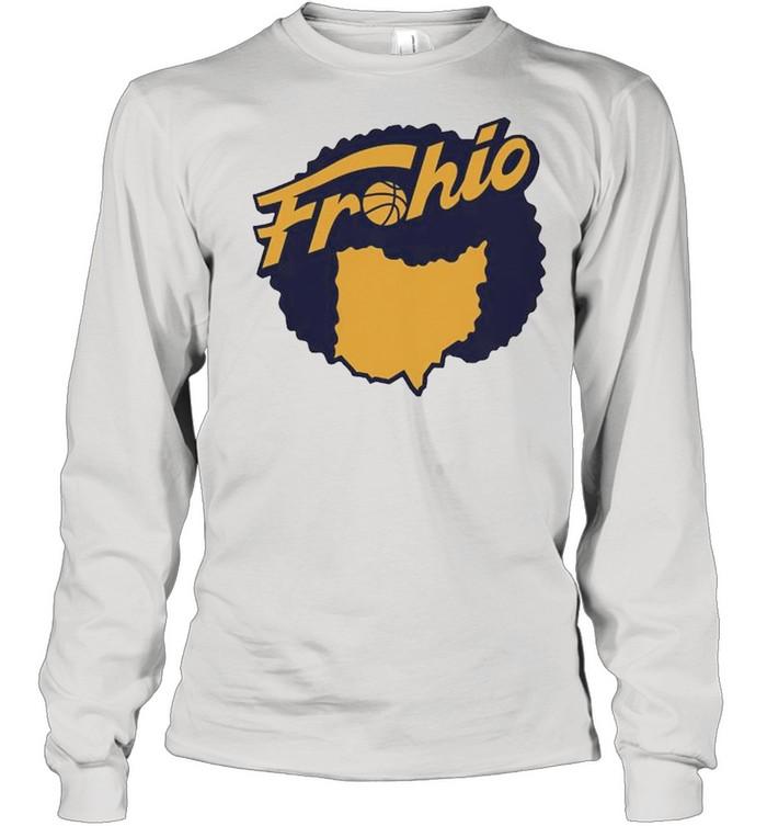 Cleveland used to be in Ohio Fruhio shirt Long Sleeved T-shirt