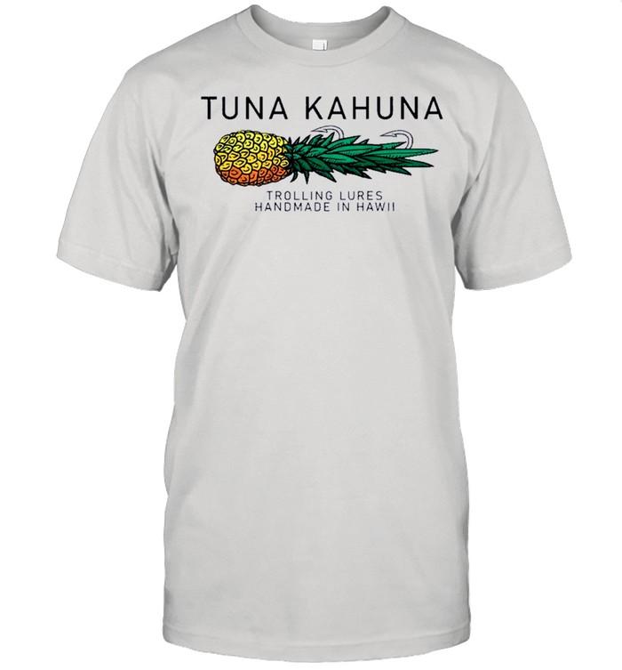 Tuna Kahuna Pineapple shirt Classic Men's T-shirt