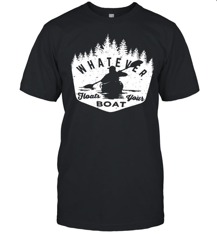 Whatever floats your boat shirt Classic Men's T-shirt