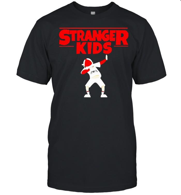 Dabbing Stranger kids boys shirt Classic Men's T-shirt