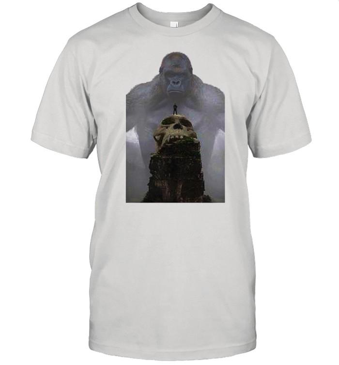 2021 Godzilla Vs Kong Movie Team Kong shirt