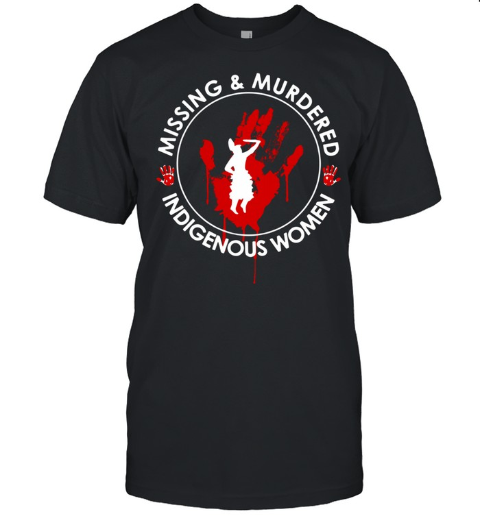 Missing and Murdered Indigenous women shirt Classic Men's T-shirt