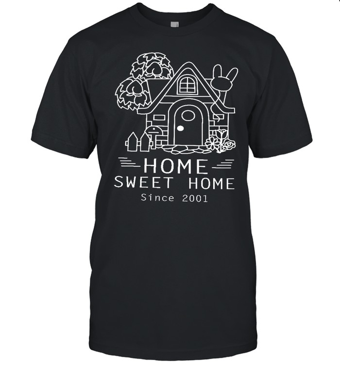 Home Sweet Home Since 2001 shirt Classic Men's T-shirt