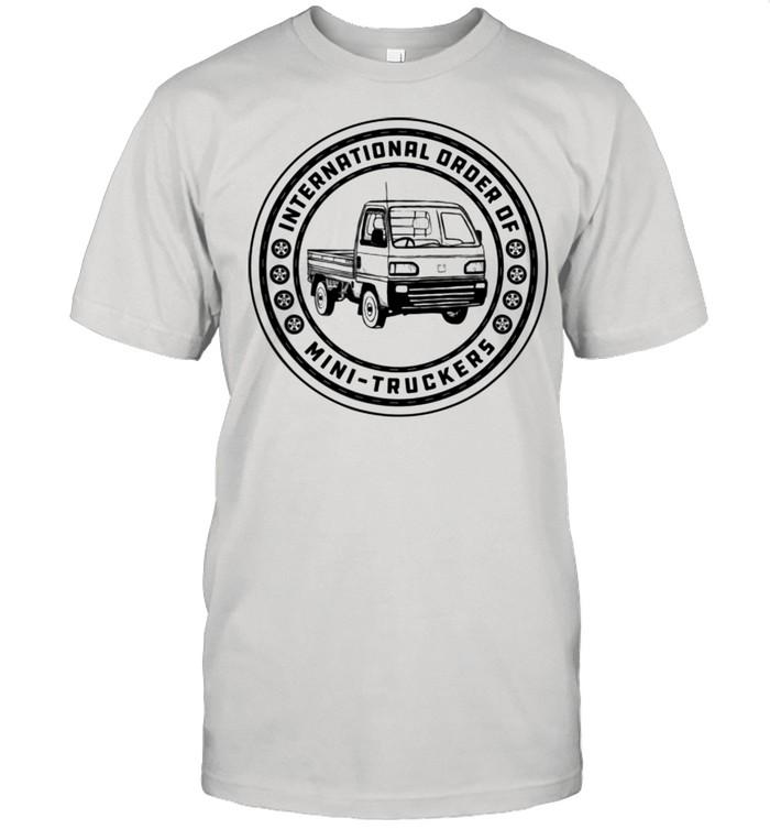 International Order of MiniTruckers 1 shirt Classic Men's T-shirt