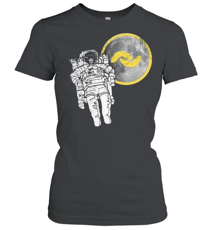 Banano Monkey To The Moon shirt Classic Women's T-shirt