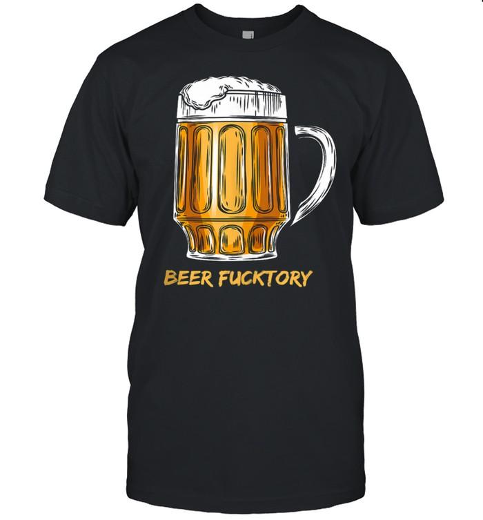 Beer hunter funniest retro beers shirt Classic Men's T-shirt