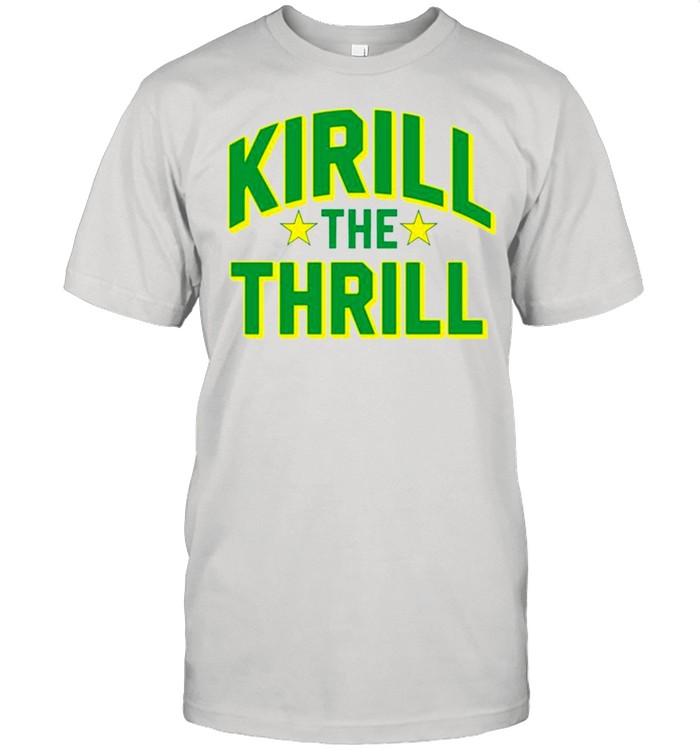 Kirill the thrill shirt Classic Men's T-shirt