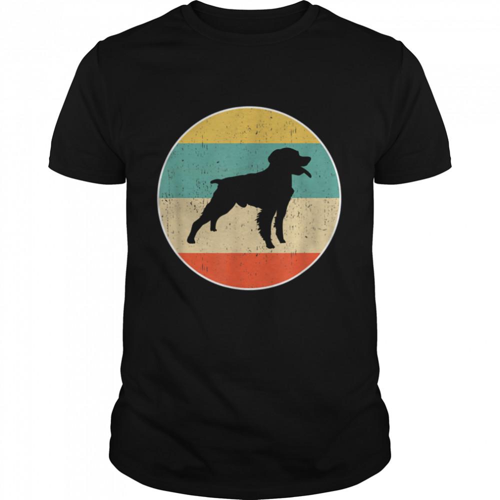 Bretagne Hund Geschenk shirt Classic Men's T-shirt
