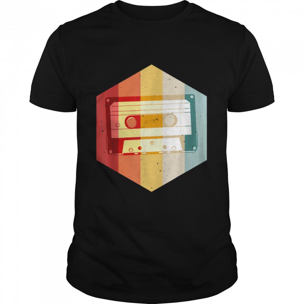 Mixtape Retro Cassette Vintage Tape shirt Classic Men's T-shirt