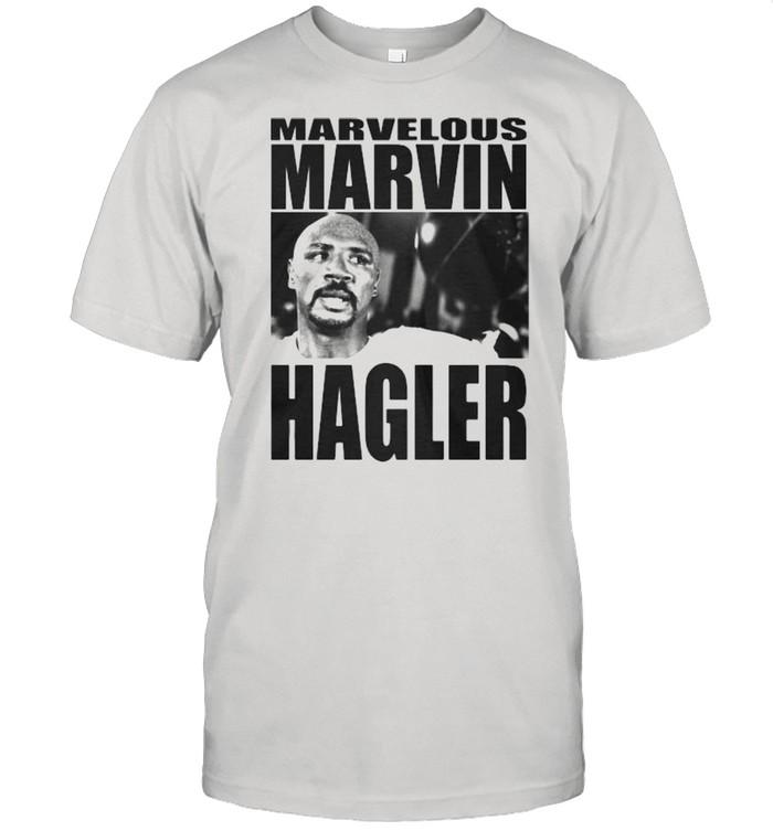 Marvelous Marvin Hagler Legend Boxer  Classic Men's T-shirt