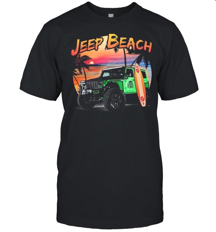Jeep Beach shirt