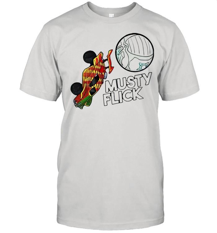 Mustu Flick T-shirt Classic Men's T-shirt